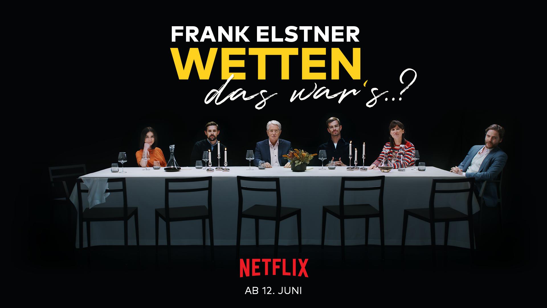 Wetten das war´s - Frank Elstner